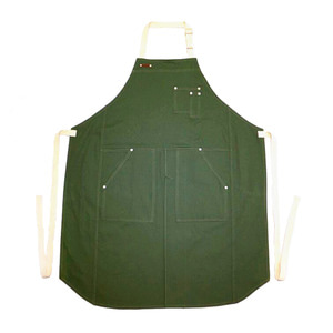 Workwear Apron - Green