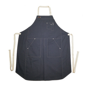 Workwear Apron - Cool Grey